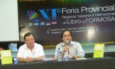 """Adrián Bogado participó de la presentación del libro """"Seguridad Ciudadana"""", de lo municipal a lo continental"""