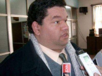 """Jorge Nedela: """"Podemos ser la primera fuerza en el distrito"""""""