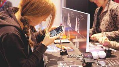 Blackberry capacita en Argentina desarrolladores para sus aplicaciones