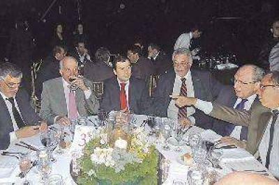 Zamora se reunió con Cristina y empresarios en Tecnópolis