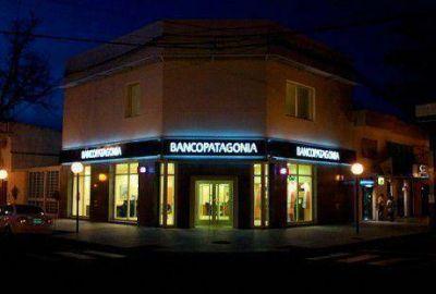 Se realizará este jueves la apertura formal de la sucursal del Banco Patagonia