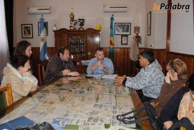 Garc�s entreg� microcr�ditos a emprendedores de Patagones