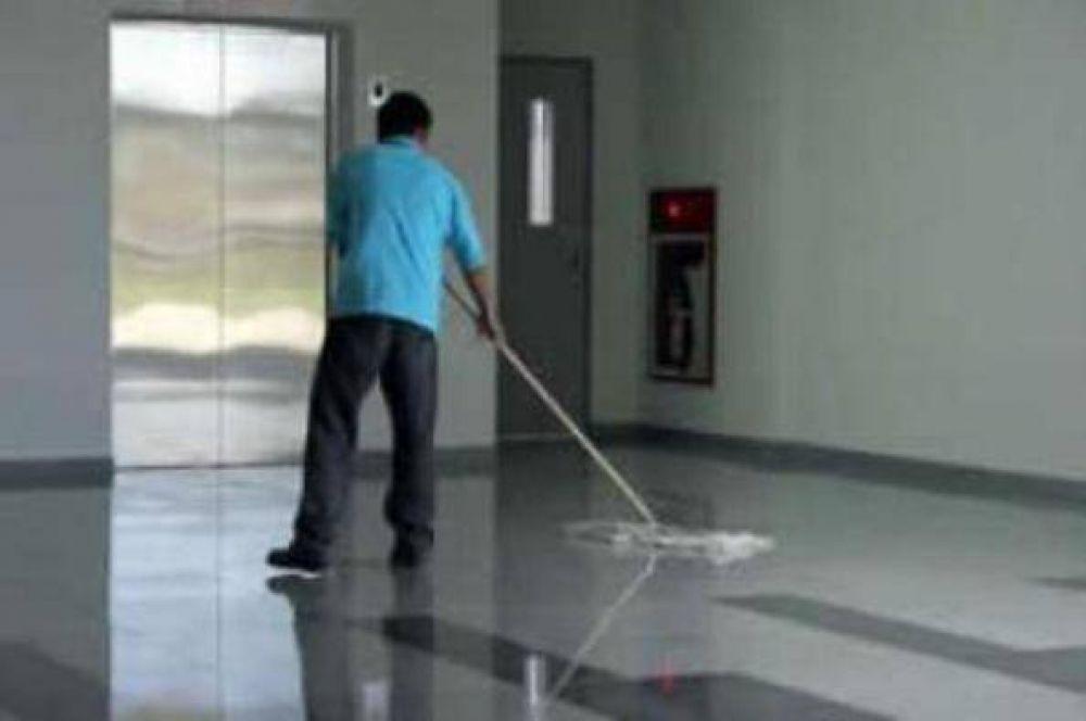 Sitralim solicitó informes para conocer a los prestadores de limpieza del gobierno