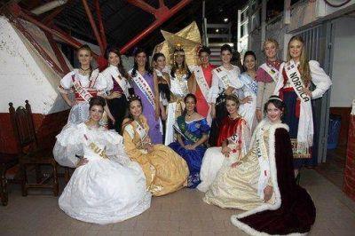 Los inmigrantes eligen hoy a su nueva soberana en Oberá