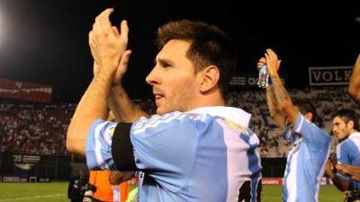 """Messi: """"Cada vez más fuerte"""""""