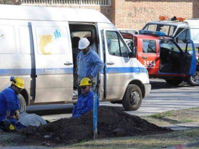 En Rosario hay alrededor de 100 edificios donde cortaron el gas