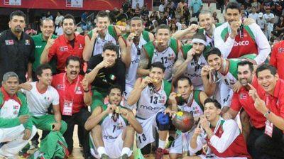 México se consagró campeón del Premundial de básquet
