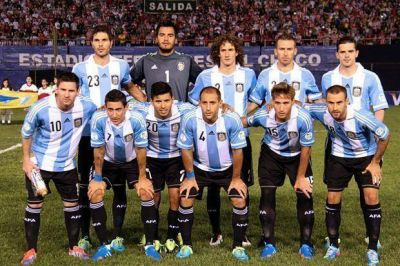 Argentina subió al segundo lugar del ranking mundial