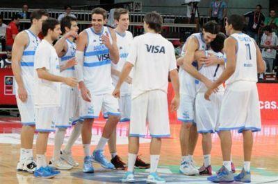 La Argentina, 14 años en la elite del básquetbol americano
