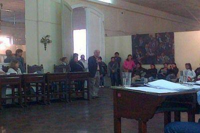 La Escuela Secundaria N° 5 llevó sus reclamos de inseguridad al Concejo Deliberante
