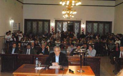 Eseverri: �Las razones de mi interpelaci�n fueron claramente pol�ticas por la derrota de la oposici�n�
