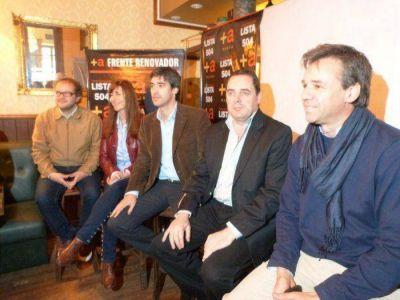 Frente Renovador presentó en Azul sus propuestas sobre Inflación