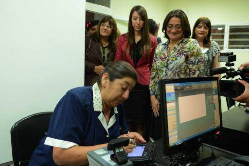 Inauguraron nueva sede del Registro Civil en Valle Viejo