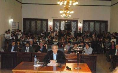 Olavarría: Eseverri fue interpelado en el HCD y cargó contra el kirchnerismo