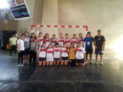 Handball: las Menores de ASBALNOR, semifinalistas en Córdoba