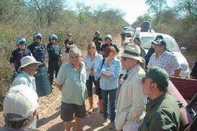 Detectan ventas fraudulentas con campos que pertenecen al Estado santiagueño