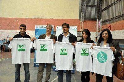 Encuentro de jóvenes en Tigre