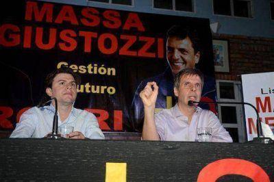 Lomas de Zamora: Mart�n Redrado junto a Gabriel Mercuri