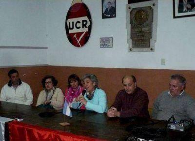 Nutrida reunión del Frente Progresista