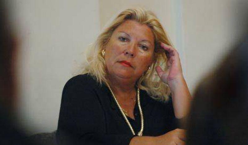 Lilita vaticinó que la oposición va a duplicar la cantidad de diputados