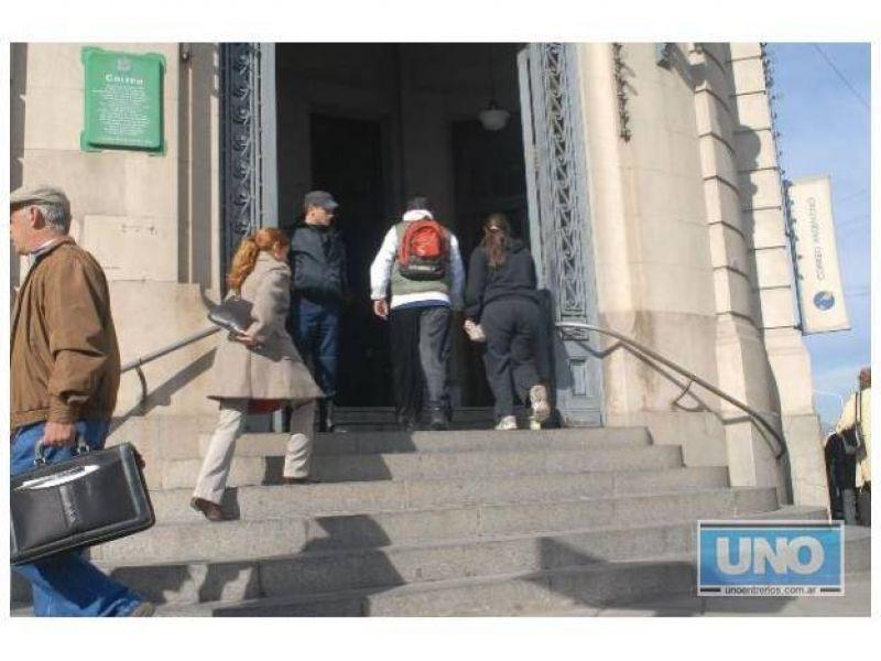 Se dictó la conciliación y los empleados del Correo levantaron las medidas de fuerza