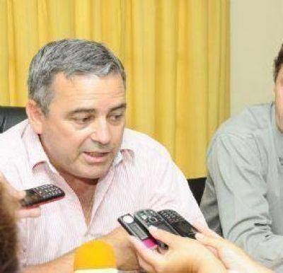 El Frente Amaya cree que Touriñán es medio botón