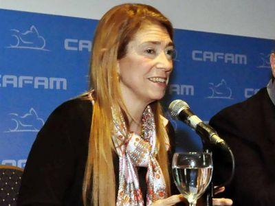 Débora Giorgi visitará San Juan durante el mes de octubre