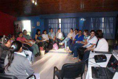 Formación de mujeres indígenas en salud integral de la mujer