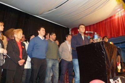 Presentaron a los candidatos del Frente Renovador Saladillo