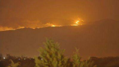 Dan beneficios fiscales para los afectados por los incendios forestales