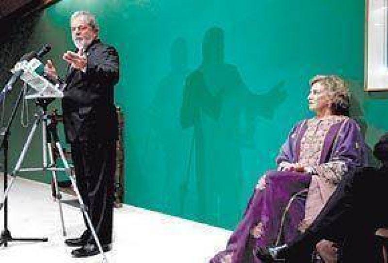Con un plebiscito, buscan que Lula siga 4 a�os m�s en el poder