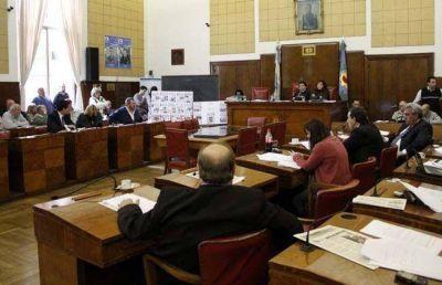 El Prosane ya tiene despacho de comisión y llega a sesión