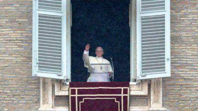 """Francisco: """"Que se multipliquen los sacerdotes que imiten al cura Brochero"""""""