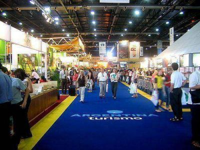 Inauguraron la Feria Internacional de Turismo, con la presencia de más de mil expositores y operadores