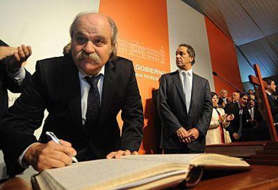 Diferencias entre Scioli y Granados por los negocios vinculados a la seguridad