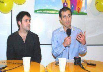 Pablo Petrecca present� una web para buscar y ofrecer trabajo