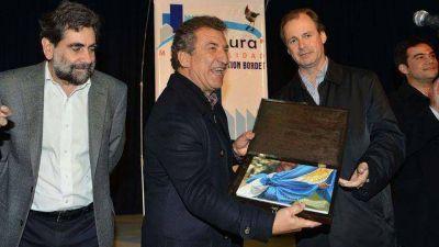 Urribarri inauguró la Casa del Bicentenario en Concordia