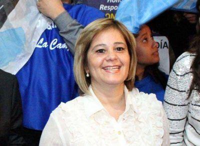 """""""Los vernistas, si son peronistas, nos tienen que votar"""", dijo la candidata Verónica Leduc"""