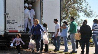 Esta semana, Carne para Todos en Resistencia, Makall� y Villa �ngela