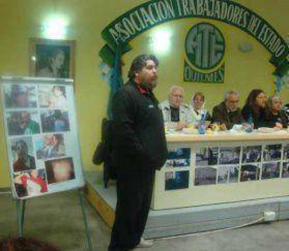 Miembros de ATE denunciaron penalmente al intendente Gutiérrez