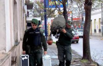 Seguridad: 40 gendarmes arribaron a San Pedro