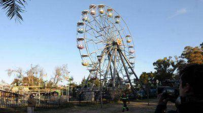 Separan a dos funcionarios por la tragedia del parque de Rosario