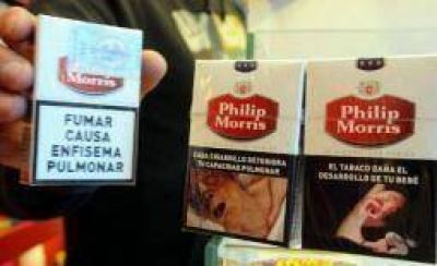 Nuevamente aumentan los precios de los cigarrillos: 7%