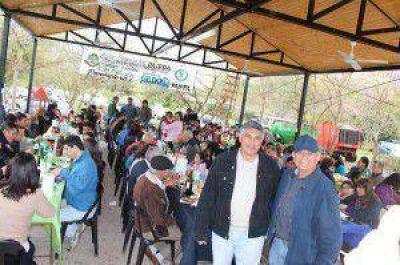 Gran encuentro de pequeños productores para evocar el 17 aniversario de la creación del PAIPPA