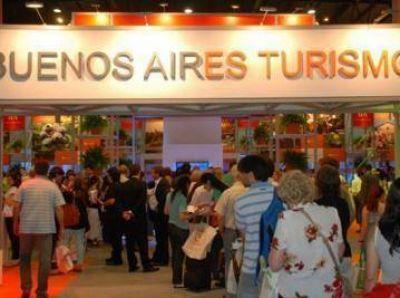 Tres Arroyos se sumó a la Feria Internacional de Turismo