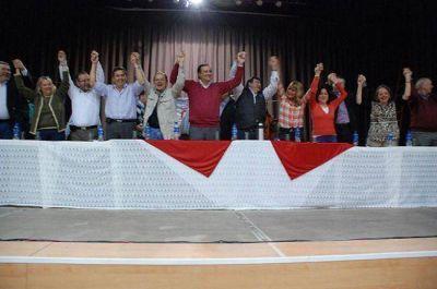 Unión por Chaco sesionó en Sáenz Peña con un marco multitudinario