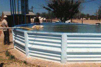 Asisten con agua segura a comunidades de El Impenetrable chaqueño