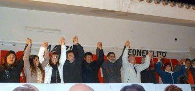 El Frente Jujeño presentó a su candidato a intendente de Humahuaca