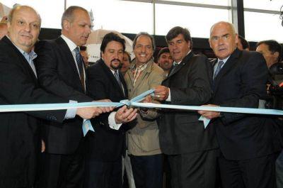 Scioli en La Rural promovió al turismo junto a gobernadores y funcionarios