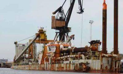 Bahía Blanca: El Consorcio defendió cómo se hace el dragado
